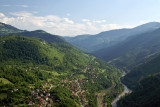 Iskar Valley at Gara Lakatnik