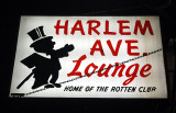 The Harlem Ave. Lounge