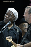 BUDDY GUY, HUBERT SUMLIN, & ERIC CLAPTON