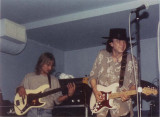 GREG RZAB AND STEVIE RAY VAUGHAN