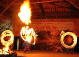Yao ethnic dancing