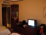 hotel facilities acceptable