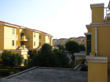 hot spring villa
