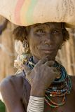Dassanech woman (Tribe info in caption)