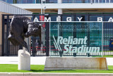 Reliant Stadium entrance