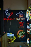 Trader's Village flea market neon signs 01