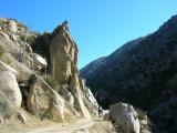 Lucas Creek Canyon