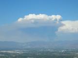 Smoke-Fed Thunderhead