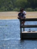 Fishing In the Heat of the Afternoon
