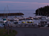 As Evening Falls on Superior
