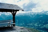 Somewhere above Garmisch-Partenkirchen, Germany (1970)