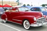Pontiac Silver Streak (early 1950's)