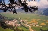 The Merano Valley, Switzerland