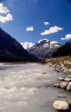 A Swiss Mountain Stream ...