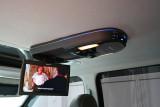 Rear 9.5 Widescreen DVD-player W/cordless headphones