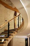 To the upper floor