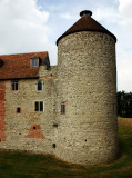 Westenhanger Castle Tower