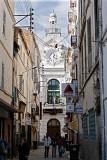 La rue Leblanc et la Préfecture