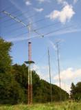 Logperiodic, 80m vertical, high tower, Versatower