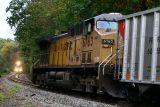 UP 6763 EVWR CSXT Evansville IN
