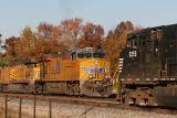UP 5250 NS 71N Douglas IN
