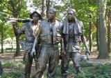 3 soldiers Vietnam Statue