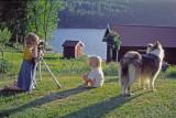 Henrikke - the Photographer