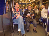 Reading Bellay at the Metro