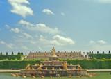 Le Château de Versailles from the Park