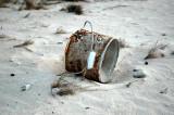Crock pot on the beach