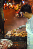 Street BBQ, Saigon