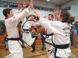 Karate Graduation / Old Saybrook, Connecticut, USA