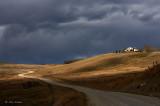 Storm at Lochend