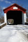 Van Sant Covered Bridge