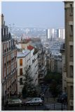North Paris From Sacre Cour