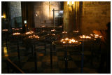 Notre Dame Tea Candles