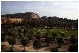 Versailles from Garden