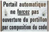 Portail Automatique
