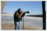 Freezing Photographer