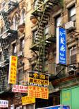 Chinatown NYC New York City Manhattan