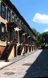 NYC New York City Manhattan Harlem Washington Heights Morris Jumel Mansion Sylvan Terrace