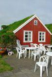 Cafe at Arnarstapi