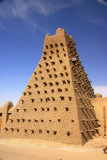 Minaret of the Sankoré Mosque, Timbuktu