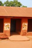Royal Palace of King Glele of Dahomey (1858-1889) Abomey, Benin
