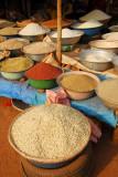 Abomey market, Benin