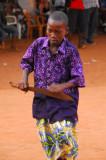 Dancing boy, Benin