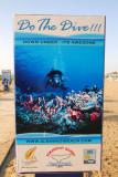 Dimaniyat Divers at the Al Sawadi Beach Resort