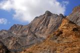 Wadi Bani Awf, Western Hajar Mountains, Oman