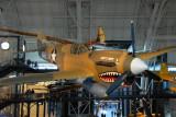 Curtiss P40 Warhawk Lope's Hope, Udvar-Hazy Center