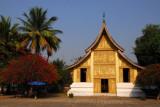 Wat Xieng Thong - Royal Funary Carriage House